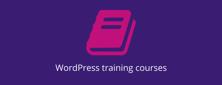 WordPress training courses in the UK