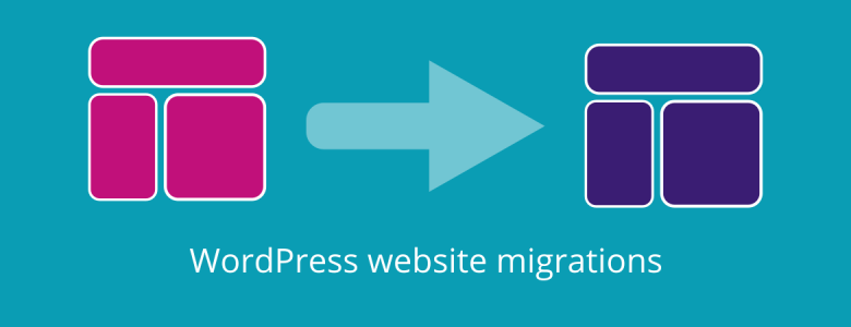 WordPress website migrations