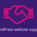 WordPress website support and maintenance packages