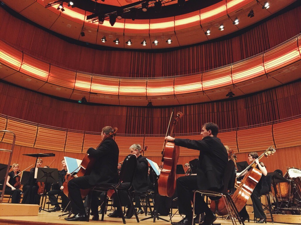 Royal Northern Symphonia at Sage Gateshead