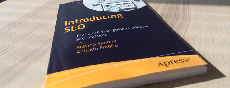 Apress' Introducing SEO book