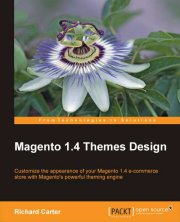 Magento 1.4 Themes Design book