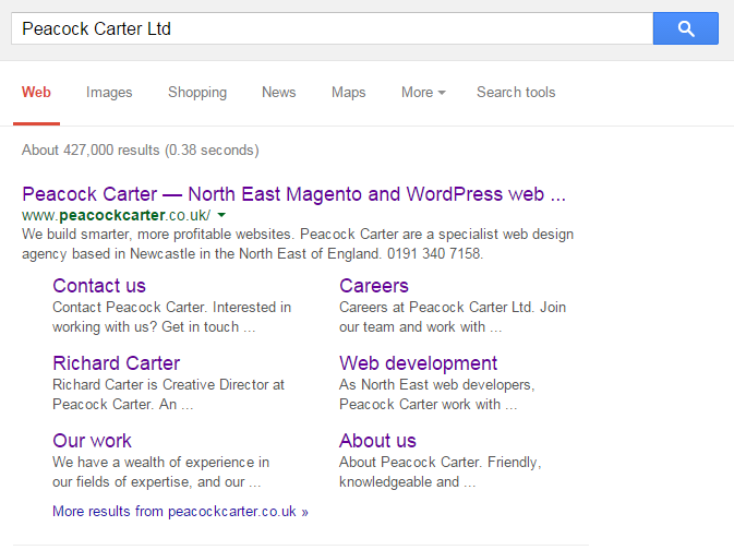 Capture more website visitors with contact details in the SERPs