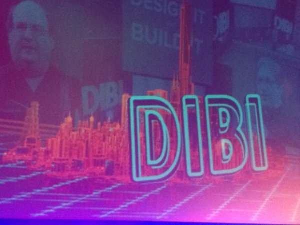 DIBI Conference, 2013, Newcastle upon Tyne