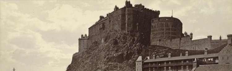 Edinburgh. In the good ol' days.
