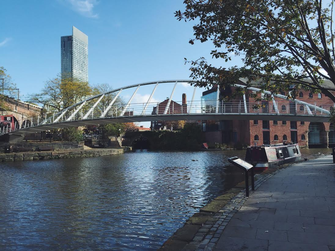 Manchester, home of the Magento conference Mage Titans