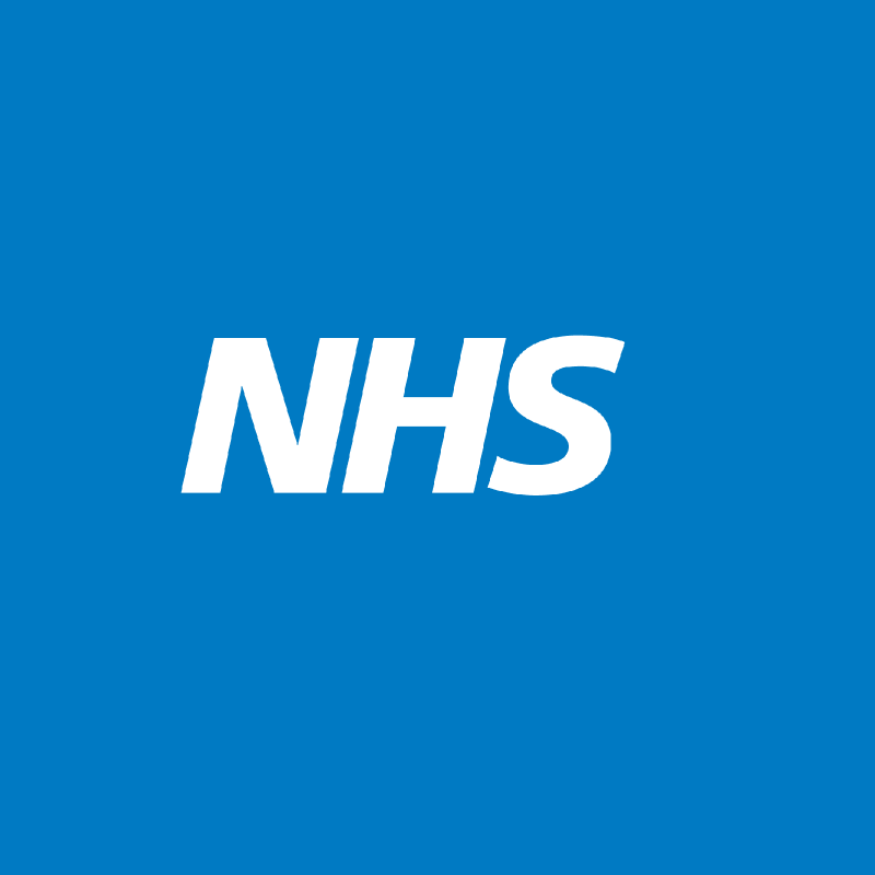 WordPress website - web portfolio entry for NHS - ODN