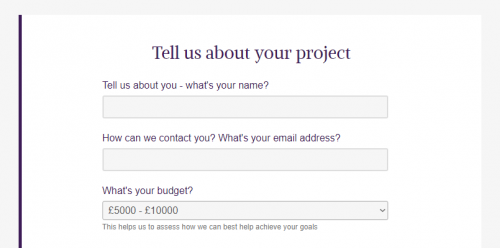 How to improve your WordPress contact forms on your website