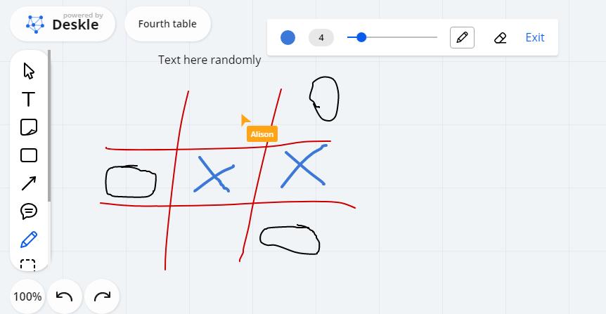 Remo video call whiteboard