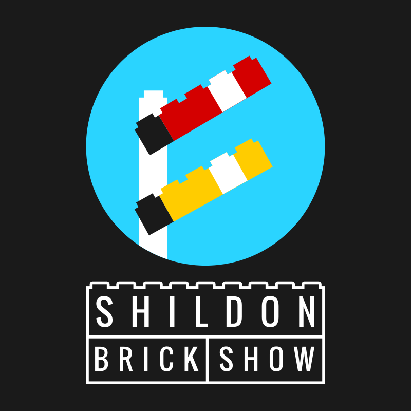 Logo and brand design for the UK's largest free LEGO show - web portfolio entry for Shildon Brick Show