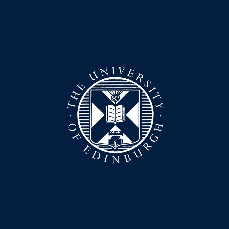 Web design consultancy for the University of Edinburgh - web portfolio entry for