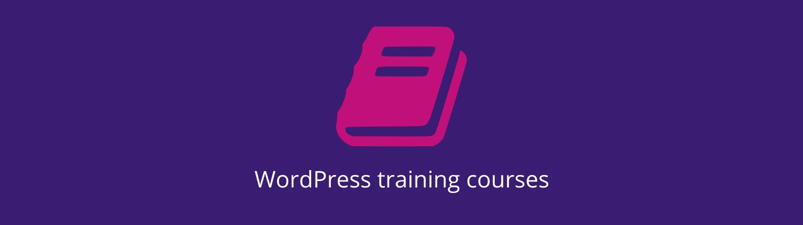 WordPress training courses in the UK