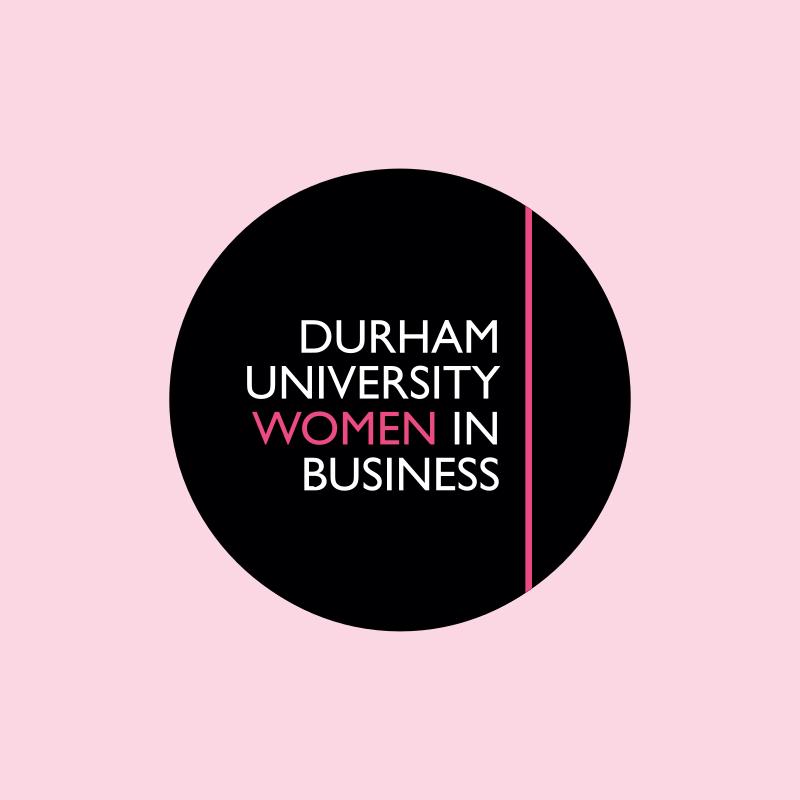 Logo design for this society of Durham University - Durham University Women In Business