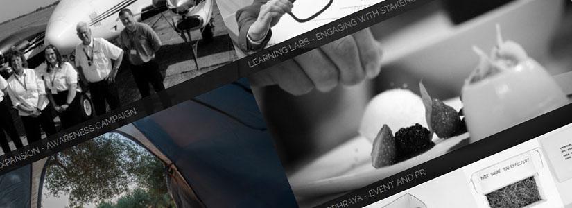 Newcastle web design for PR agency Karol