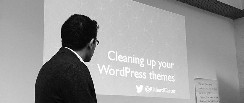 WordPress experts Peacock Carter